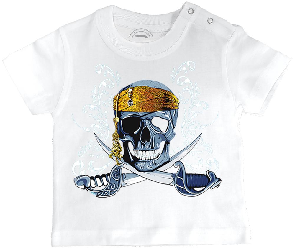 shirt 3D animé pirate des caraibes