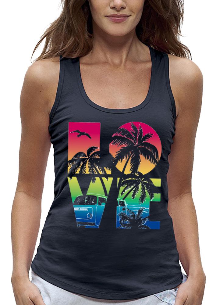 debardeur love-beach
