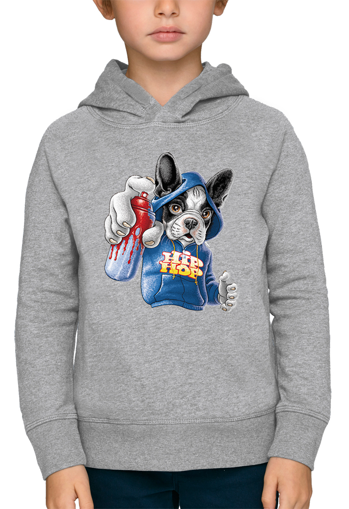 sweat bouledogue hip hop