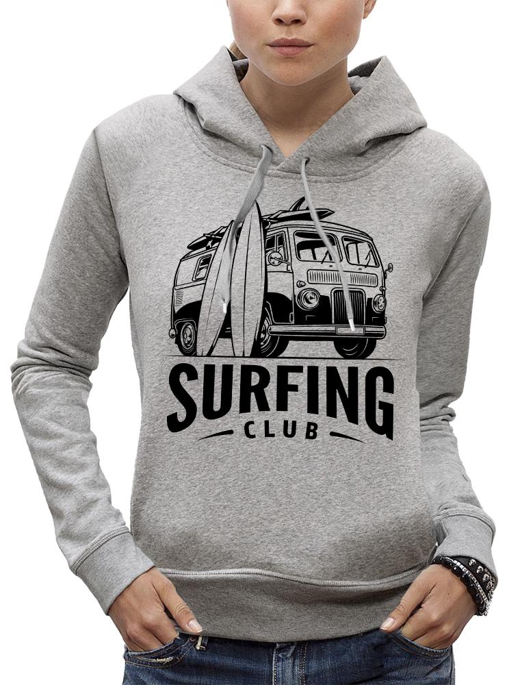 sweat VAN SURFING CLUB