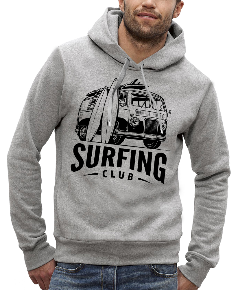 sweat VAN SURFING CLUB