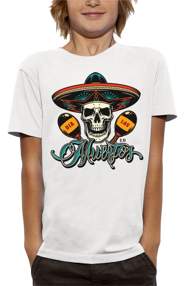 shirt CRANE MEXICAIN MARACAS