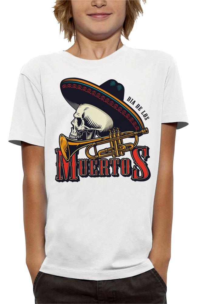shirt CRANE MEXICAIN TROMPETTE