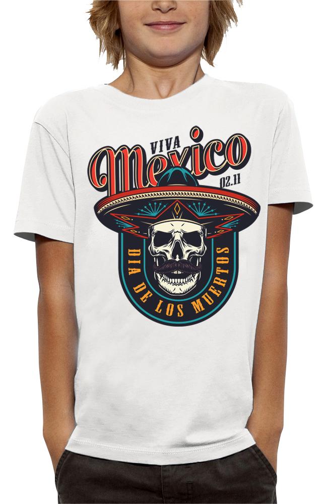 shirt CRANE MEXICAIN VIVA MEXICO