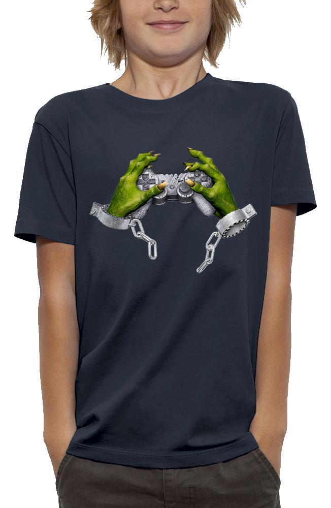 shirt manette playstation