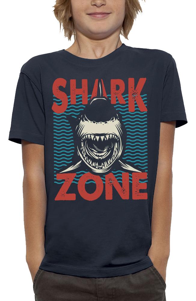 shirt SHARK ZONE
