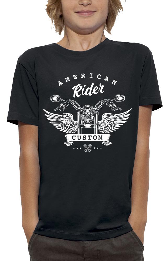 shirt AMERICAN RIDER