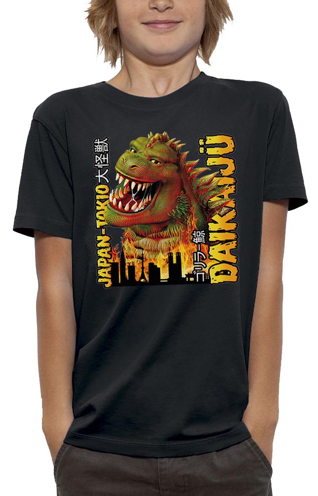 shirt godzilla