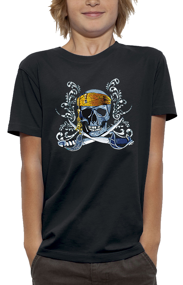 shirt pirate des caraibes