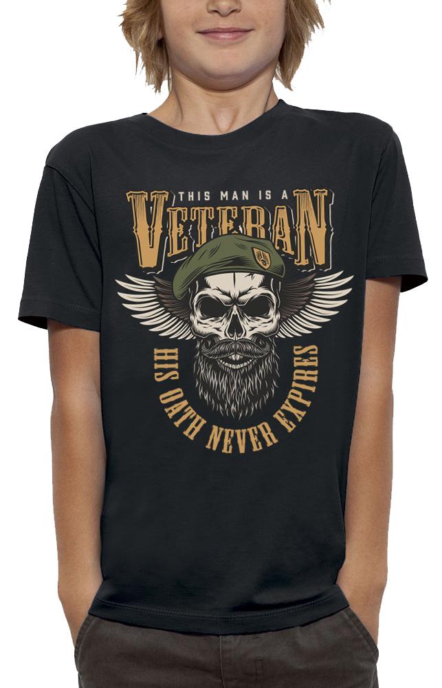 shirt VETERAN