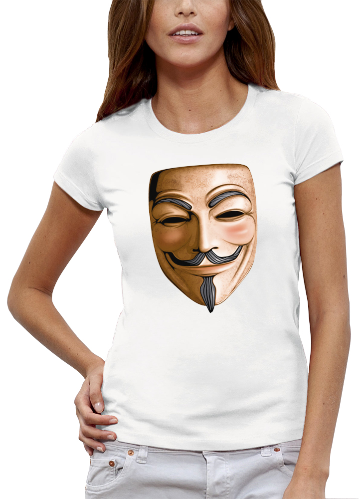 shirt ANONYMOUS
