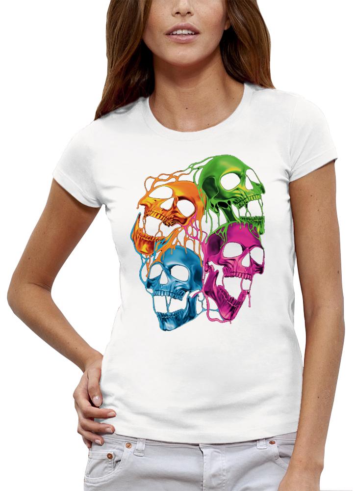 shirt CRANES FLUORESCENTS
