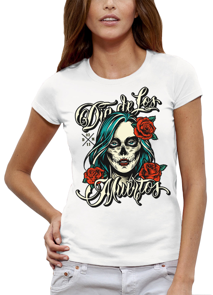 shirt DIA DE LOS MUERTOS