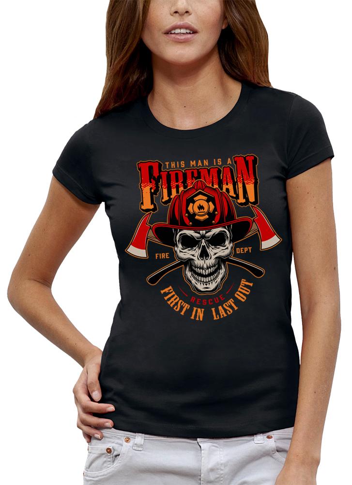 shirt FIREMAN