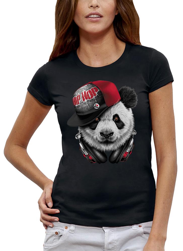 shirt PANDA HIP HOP