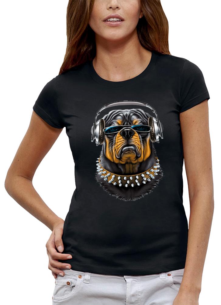 shirt ROTTWEILER CASQUE DJ