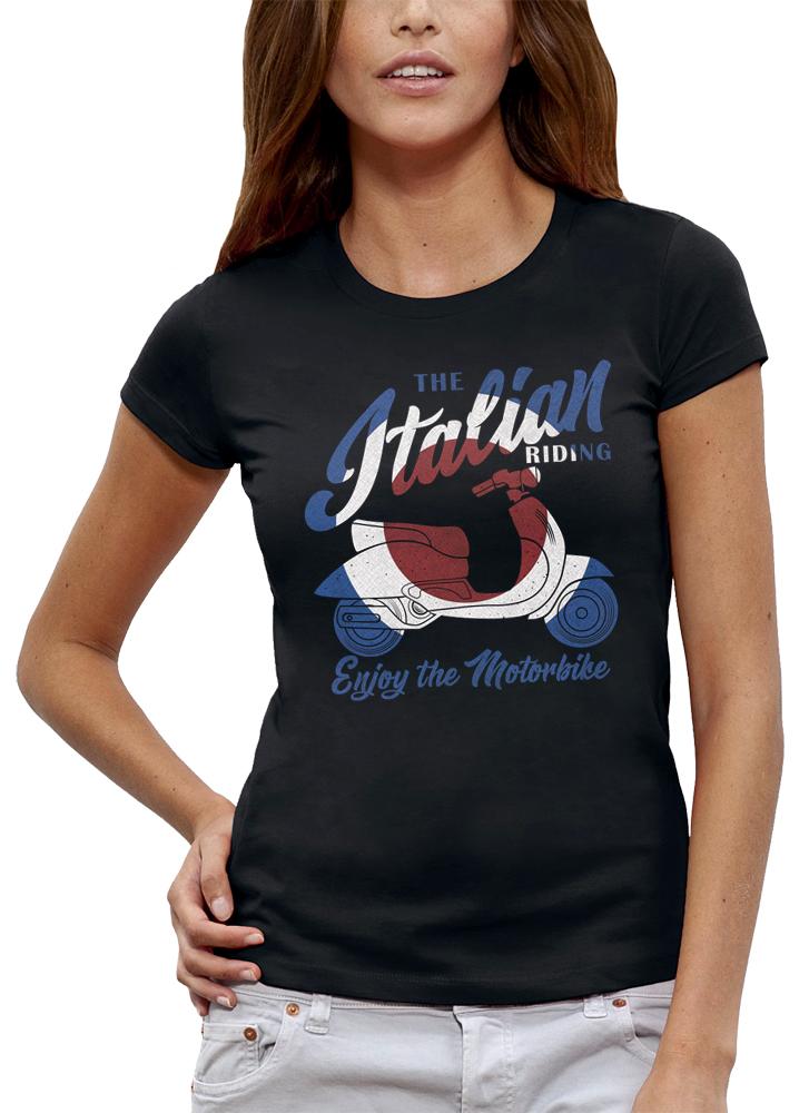 shirt THE ITALIAN RIDING