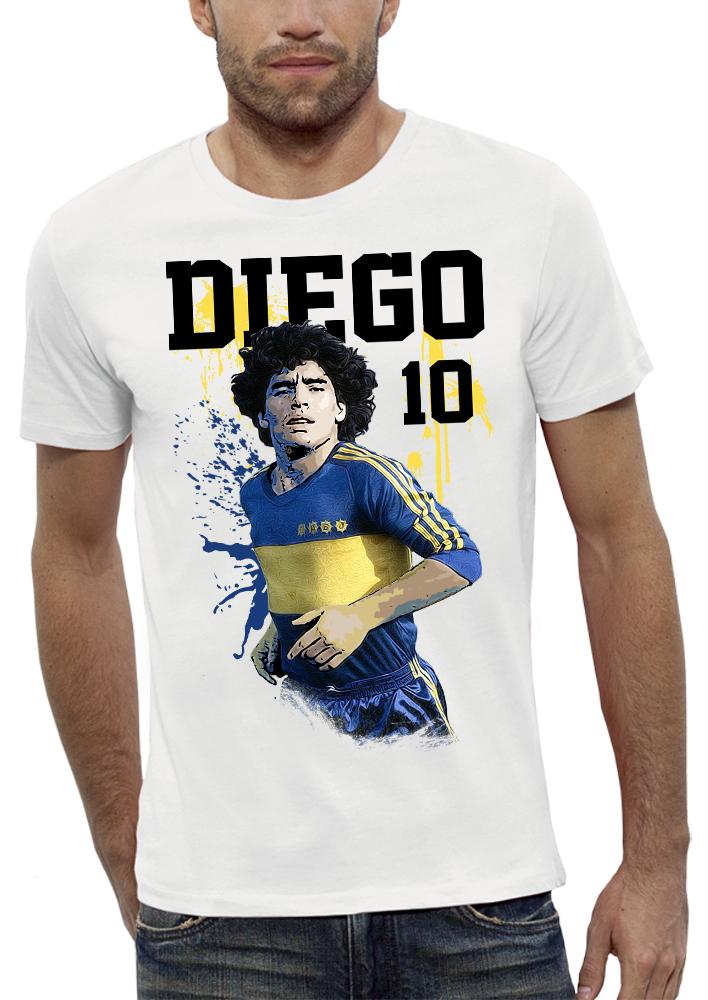 shirt MARADONA BOCA JUNIOR
