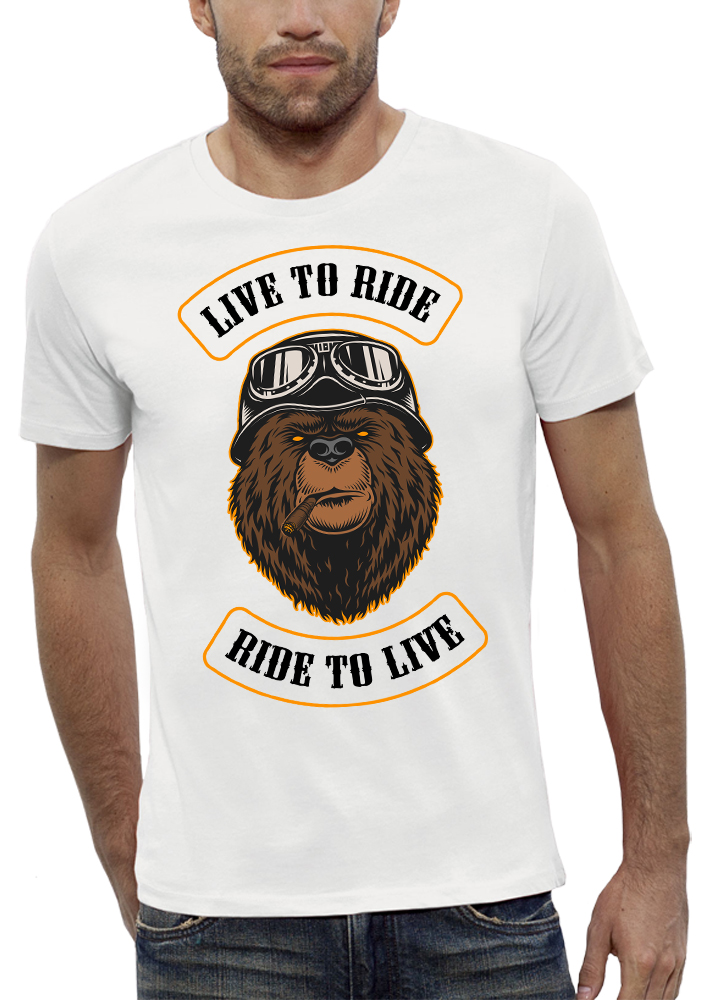 shirt OURS BIKERS
