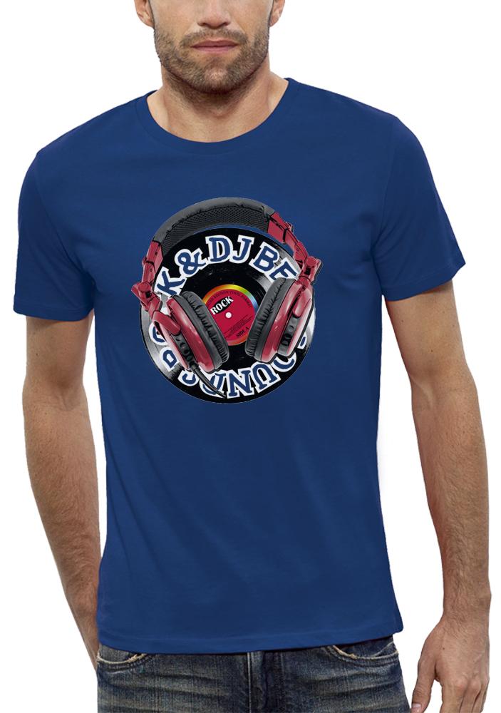 shirt casque dj