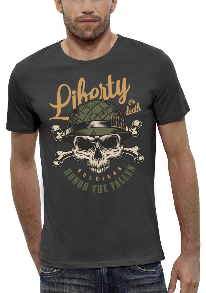 shirt LIBERTY OR DEATH