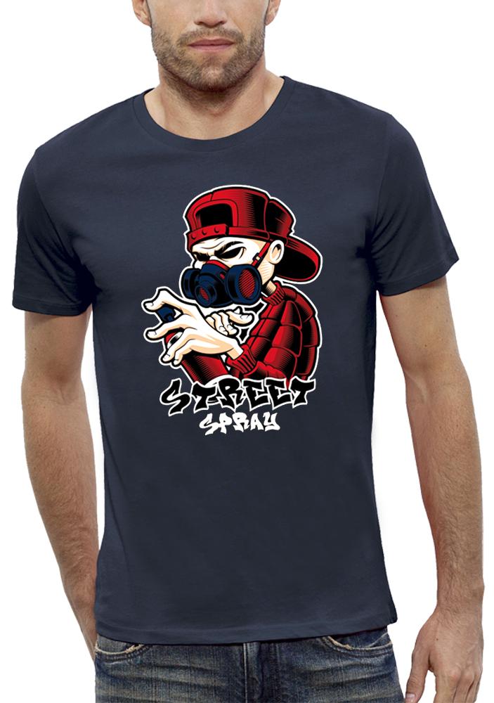 shirt STREET SPRAY