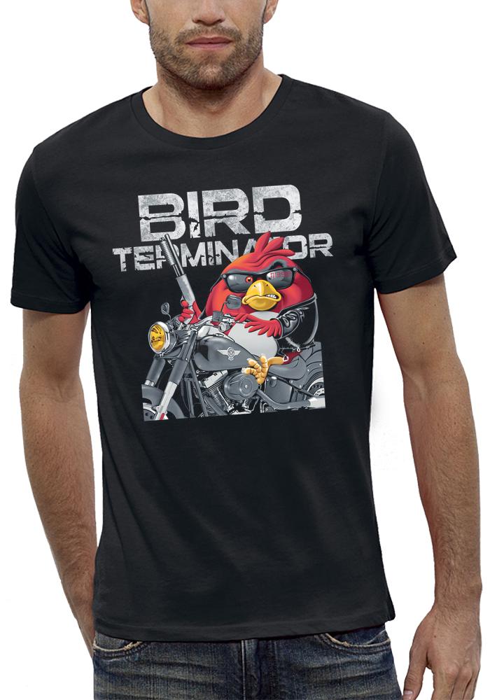 shirt bird terminator