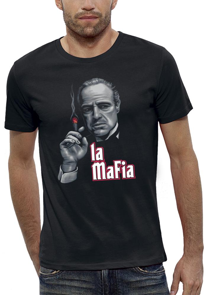 shirt la mafia le parrain