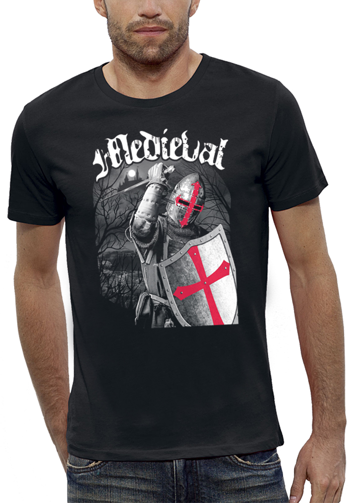 shirt CHEVALIER MEDIEVAL