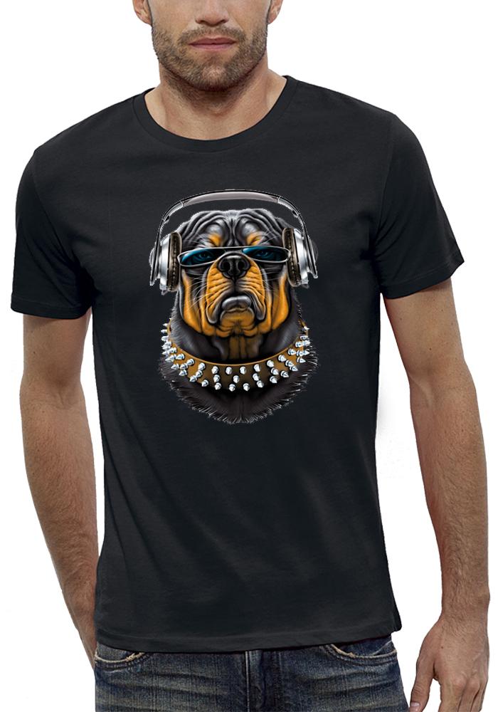 shirt ROTTWEILER DJ