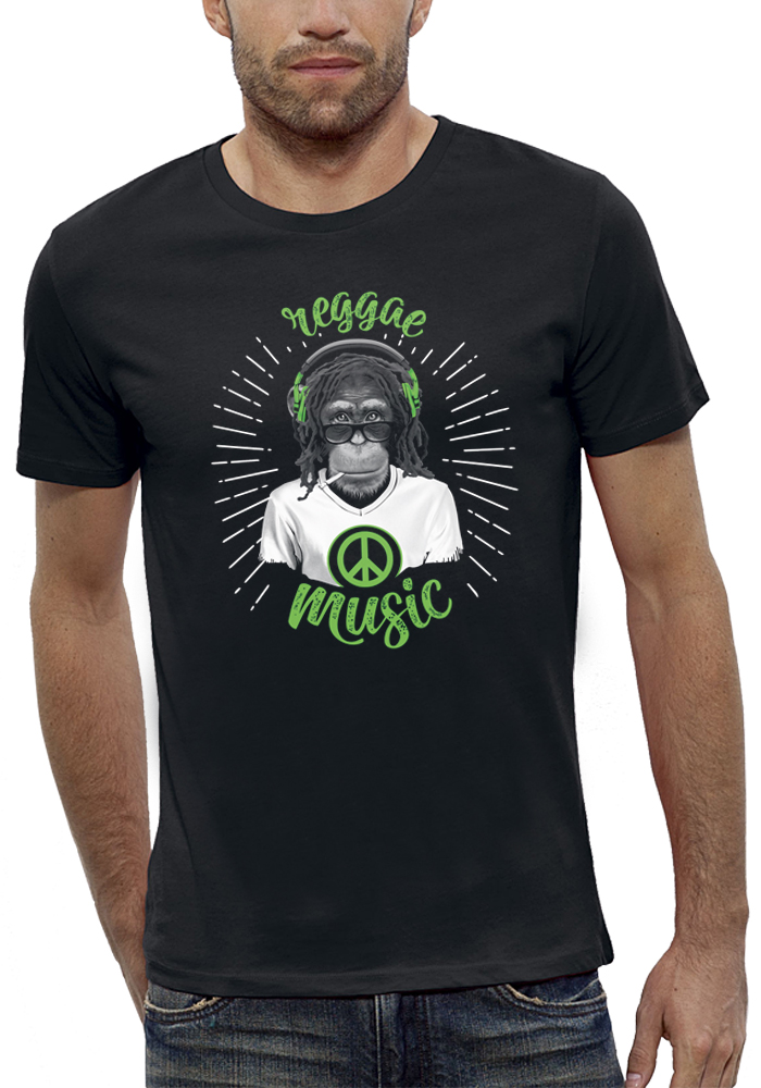 shirt SINGE REGGAE MUSIC