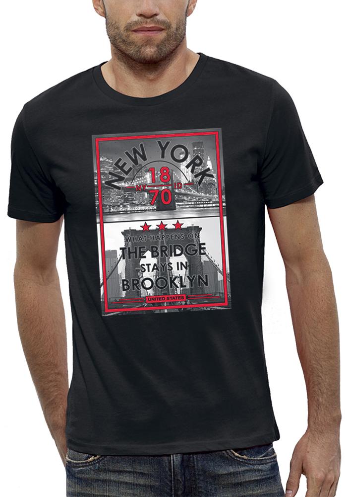 shirt 3D animé the-bridge-stays-in-brooklyn réalité augmentée