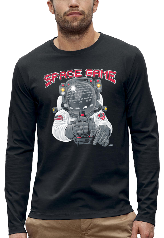 shirt space game