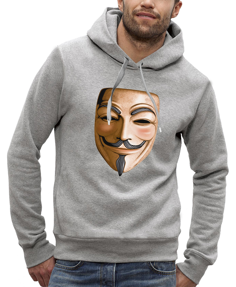 sweat 3D anonymous