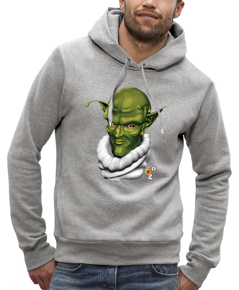sweat 3D piccolo dragon ball z