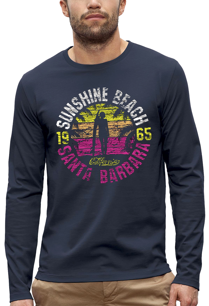 shirt manches longues SUNSHINE BEACH