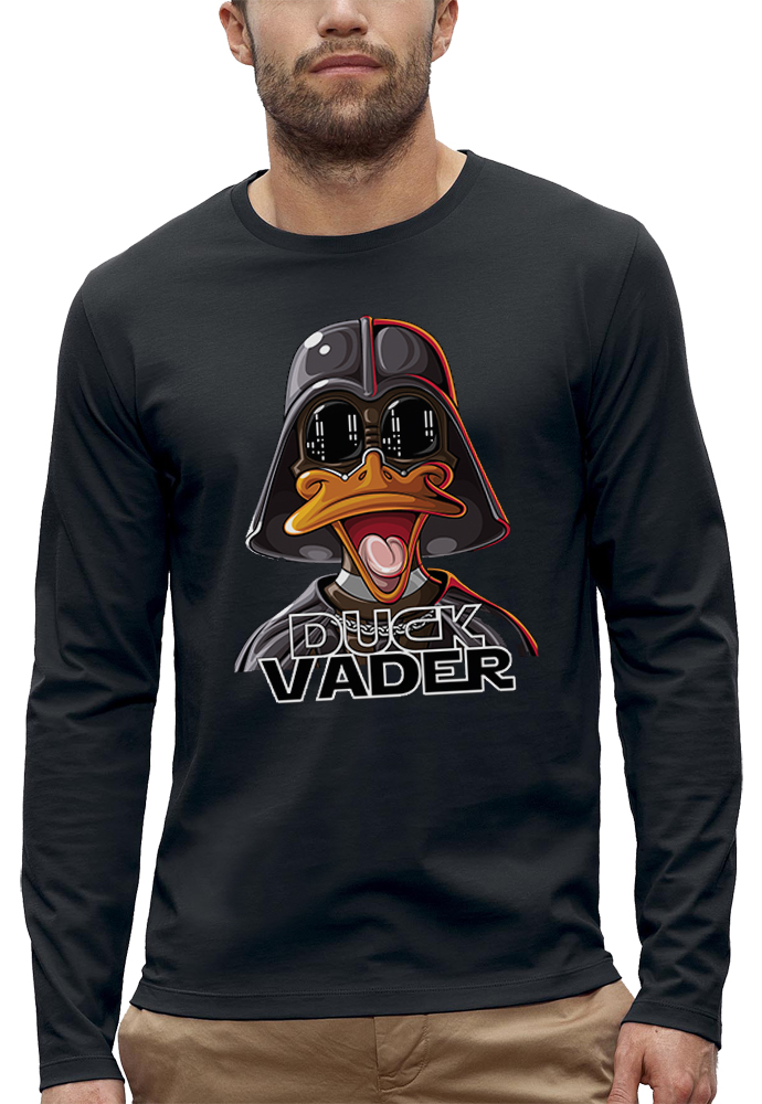 shirt manches longues DUCK VADER
